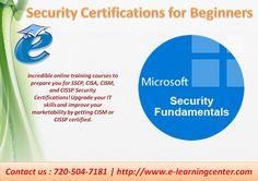 https://flic.kr/p/LZaq65   IT Security Certification Training Courses…