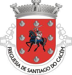 Brasão de armas de Santiago do Cacém