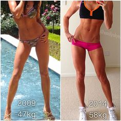 Female fitness isn't about being skinny, it's about having a strong, tone physique. Getting there is easier than you think. This will help show you how...