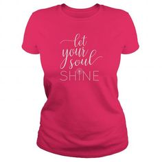 I Love Shine T shirts