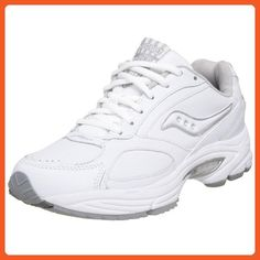 c019cf718c0218 Saucony Women s Grid Omni Walker Walking M  Put pronation issues behind you  with this extremely comfortable and plush shoe that makes walking for hours  at a ...