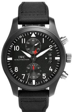 IWC Pilot s Watch Top Gun Chrono IW388001 Iwc Pilot b39b314304
