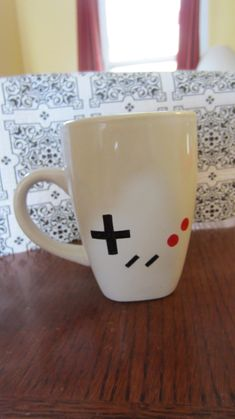 The diy sharpie mug. I love mine! Although the baking did NOT make it permanent.