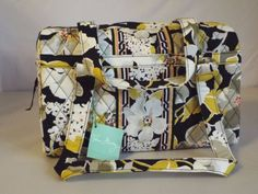 Vera-Bradley-Dogwood-Pattern-Caroline-Satchel-NWT-Retired-August-2013