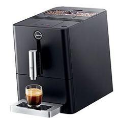 Jura put its brand power into the ultra-compact Jura ENA Micro 1 coffee center. The Jura Micro 1 provides a true bean-to-cup experience in a compact shell. Cappuccino Maker, Cappuccino Coffee, Cappuccino Machine, Espresso Maker, Coffee Maker, Jura Espresso, Espresso Cups, Espresso Machine Reviews, Best Espresso Machine