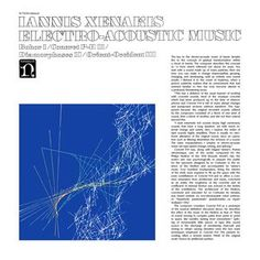 Iannis Xenakis - Electro-Acoustic Music at Discogs