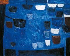 still life paintings cobalt blue - Bing Images