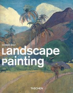 landscape painting norbert wolf