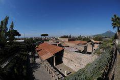 Pompeya. Villa de los Misterios