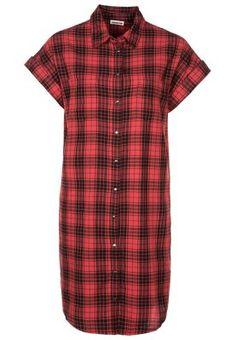 CHASE - Sukienka koszulowa - czerwony