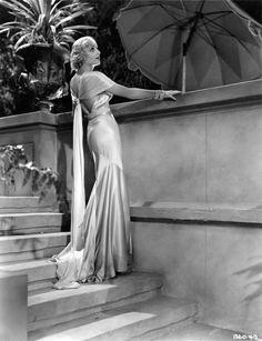 Carole Lombard ~The Silver Screen~