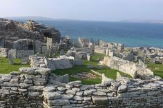 Broch Of Gurness - Orcades - Ecosse Ancient Ruins, Grand Canyon, Mount Rushmore, Nature, Temple, Unesco, Around The Worlds, Pictures, Travel