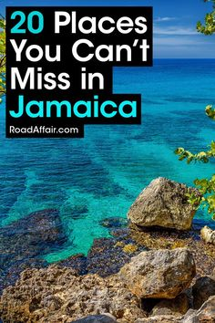 Discover the best places to visit in Jamaica. Don't miss out and find the best things to do and see in Jamaica in this comprehensive travel guide.