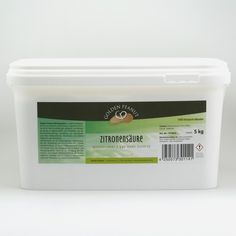 Zitronensäure monohydrat E-330, Lebensmittelqualität 5 kg Eimer: Amazon.de: Grocery