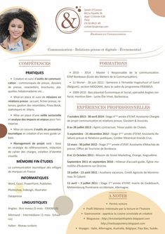 To get the job, you a need a great resume. The professionally-written, free resume examples below can help give you the inspiration you need to build an impressive resume of your own that impresses… Cv Design, Resume Design, Graphic Design, Design Layout, Cv Pour Stage, Free Resume Examples, Infographic Resume, Website Optimization, Cv Resume Template