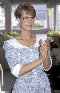 Jamie Lee Curtis Young, Tony Curtis, Janet Leigh, Celebs, Celebrities, Hollywood Actresses, Beautiful Actresses, American Actress, Movie Stars
