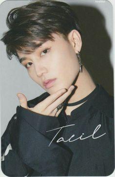 c: hcmyfullsun Chain Photocard Taeil Nct 127, Nct Taeil, Taeyong, Jaehyun, J Pop, Pop Bands, Winwin, Chanbaek, Nct Debut