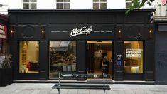 Mc Donalds abre el primer restaurante que no sirve hamburguesas