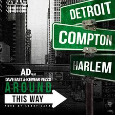 "Music: AD Ft. Dave East & Icewear Vezzo | Around This Way - http://getmybuzzup.com/wp-content/uploads/2014/07/AD-Around-This-Way-feat.-Dave-East-Icewear-Vezzo.jpg- http://getmybuzzup.com/music-ad-ft-dave-east-icewear-vezzo-around-way/- Compton rapper AD drops a new record ""Around This Way"" featuring Detroit rapper Icewear Vezzo who weighs in on the ""No Fly Zone"" of his stomping grounds and Harlem rapper Dave East explaining what its like where he is fr"