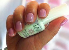 """Lavender Nectar"" Daisy brand gel color"