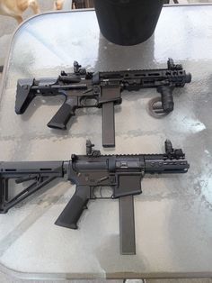 AR gun porn (ok lets see them) - Military Weapons, Weapons Guns, Guns And Ammo, Military Army, Tactical Rifles, Firearms, Ar Pistol, Battle Rifle, Survival Weapons