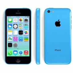 IPhone 5c ROGERS(Blue) #Apple