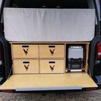 Module für den VW Bus T5/T6