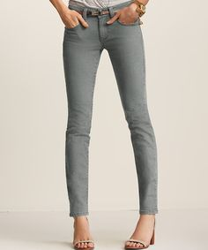 This Pigment Graphite Bree Jeans by cabi is perfect! #zulilyfinds