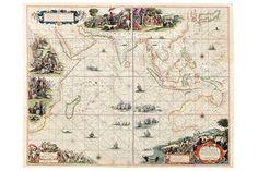 Maps from £500, Daniel Crouch Rare Books, 4 Bury Street, London SW1 (020 7042 0240; www.crouchrarebooks.com)
