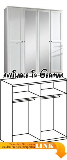 B00TPXZZ80  Wimex Kleiderschrank/ Schwebetürenschrank Easy A Plus - schlafzimmerschrank weiß hochglanz