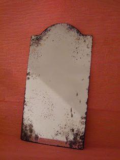 Pequeñeces: Envejecer un espejo