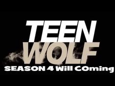 Teen Wolf I absolutely love this show! Teen Wolf is an American TV show developed by Jeff Davis. It's very loosely based on the . Teen Wolf Logo, Teen Wolf Mtv, Teen Tv, New Teen, Teen Wolf Cast, Scott Mccall, Stiles, Series Mtv, Teen Wolf Season 3