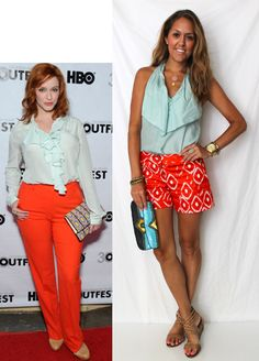 Can't get enough of mint this summer!!!!  check out J's Everyday Fashion: Today's Everyday Fashion: Hot Sauce