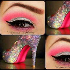 #pink #glitter #sparkle #muashoutoutz #makeup #MYOMakeup #ultrabrightpink #neonpink #neon #neonmakeup #nyx #LOTD #eyeshadow #motivation #instalike #instabeauty #instabeauty #browneyedbeauties #AnastasiaBeverlyHillsbrows #AnastasiaBeverlyHills #beatthatface #beautyaddicts - See more at: http://iconosquare.com/viewer.php#/detail/559035186633543311_266408874