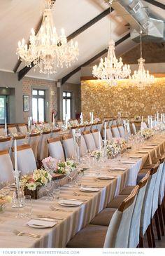 Michael & Philippas Romantic Winelands Wedding