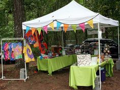Craft Booth Display Ideas | ... craft show booth by yippihippi, via ... | Craft Show Booth