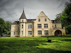 Białystok - Pałac Hasbacha - Polskie Zabytki - Katalog zamków, pałaców i dworów w Polsce
