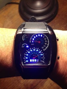 Image of Dashboard watch