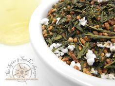 Genmaicha Tea