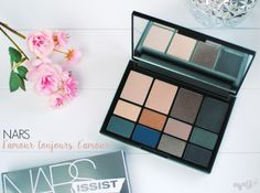 Not so addicted to Beauty: L'amour toujours, l'amour. la paleta de nars perfecta para cualquier beautyadicta