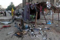 Στο www.gorganews.gr: Ιράκ: Έκρηξη με στόχο σιίτες σκοτώνει τουλάχιστον 13 άτομα @gorgagr
