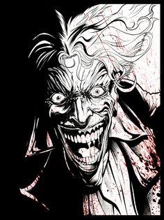 joker 2 by ashasylum.deviantart.com on @DeviantArt