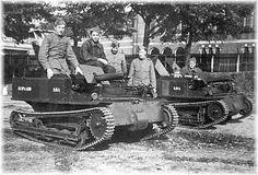 Rollend materiaal: de Luipaard van het Korps Rijdende Artillerie