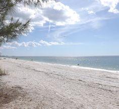 Bonita Springs house rental - white sand beach