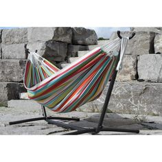 Shop Wayfair for All Hammocks to match every style and budget. Enjoy Free Shipping on most stuff, even big stuff.