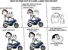 How to test a girl - Karyd