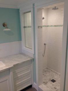 Thousand Oaks Craftsman Bathroom - craftsman - Bathroom - Los Angeles - AAA Development, Inc.