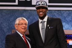 Michael Kidd-Gilchrist Is Happy To Be Going To The Charlotte Bobcats