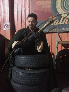 Lana Parrilla: To Catch A Thief (Robin Hood) - Sean Maguire When You Love, Im In Love, Told You So, S Stories, Great Stories, Sean Maguire, To Catch A Thief, Christina Perri, Outlaw Queen