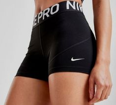 Nike Pro Outfit, Cute Nike Outfits, Cute Workout Outfits, Cute Lazy Outfits, Nike Pro Shorts, Workout Attire, Sport Outfits, Trendy Outfits, Nike Workout Clothes